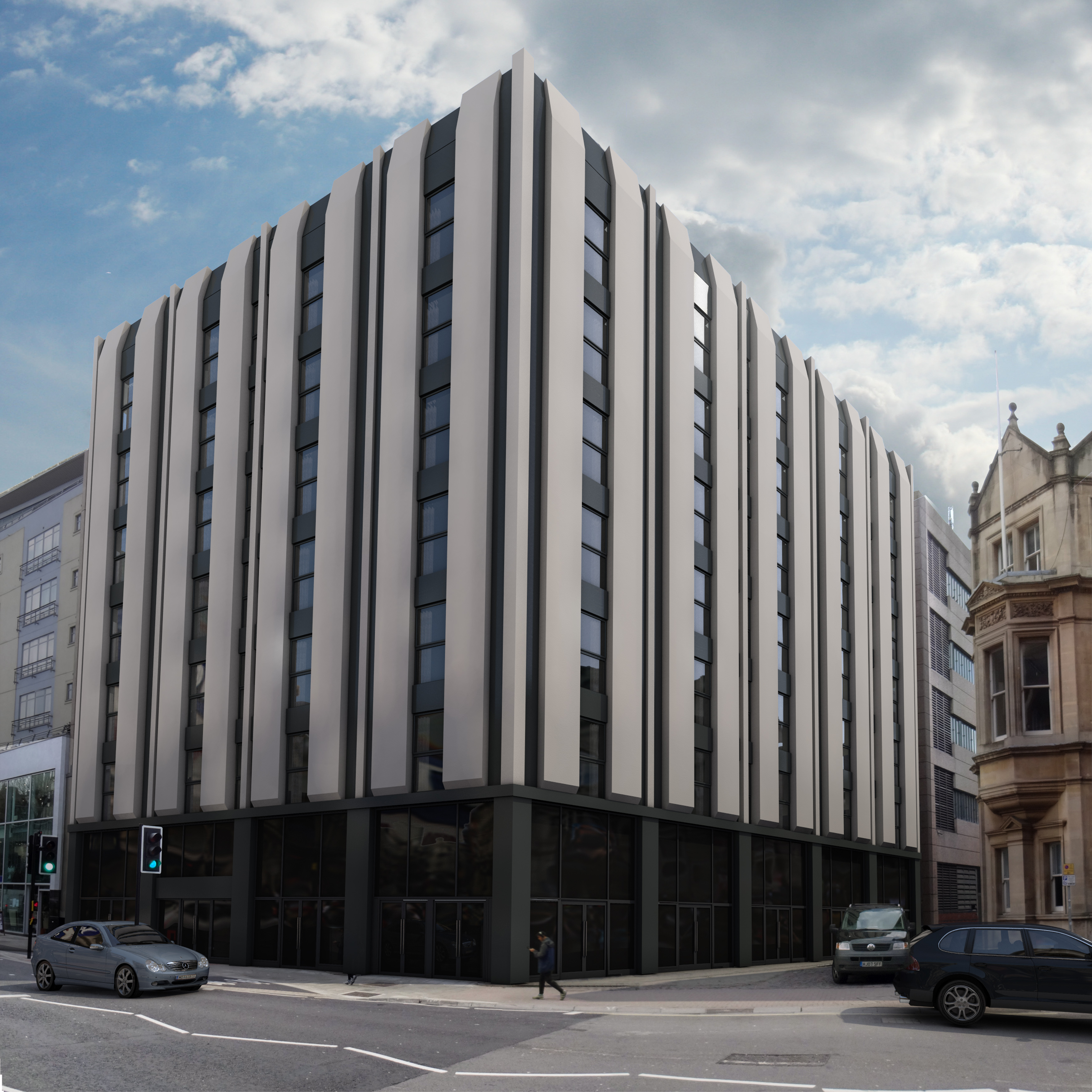 The Baldwin Apartments: Bristol Residential Letting
