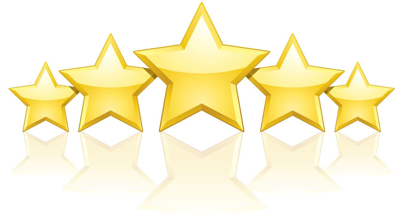 An example of a 5 star landlord review